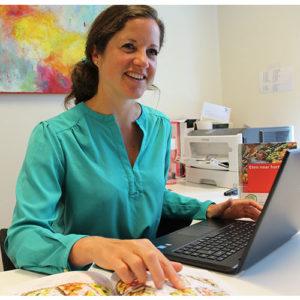 Marieke Derks - Diëtist Vitasens